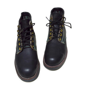 Black Military Boots Safety Women 8.5 Jump Punk